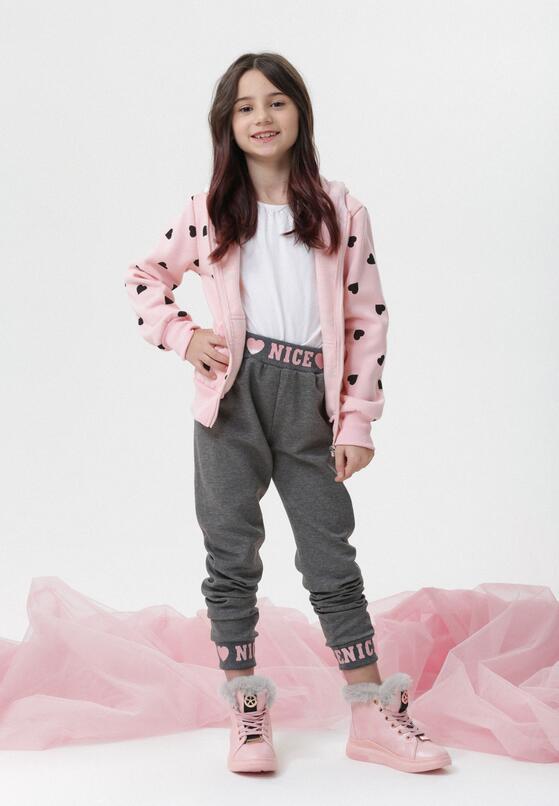 Szare Spodnie Luscombe
