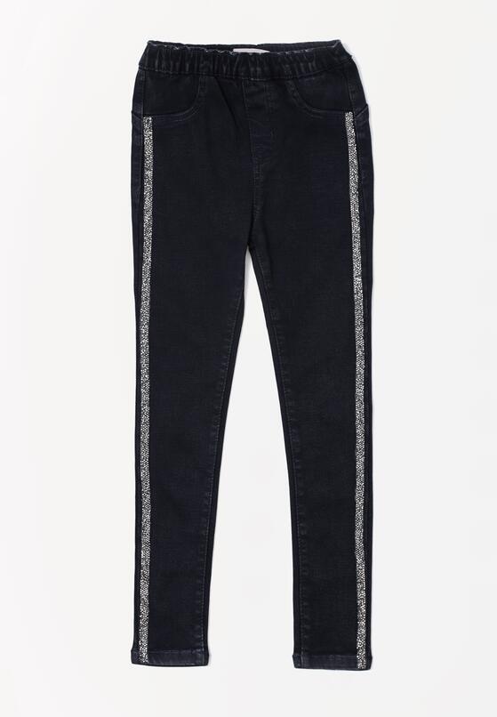 Granatowe Spodnie Sandgate