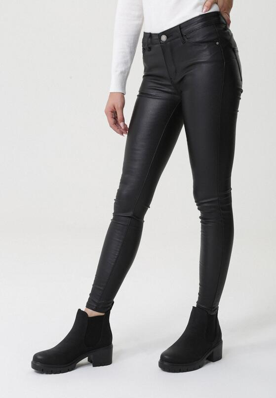 Czarne Spodnie Jingili