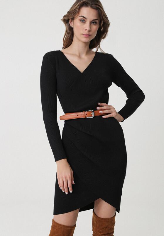 Czarna Sukienka Cornelian