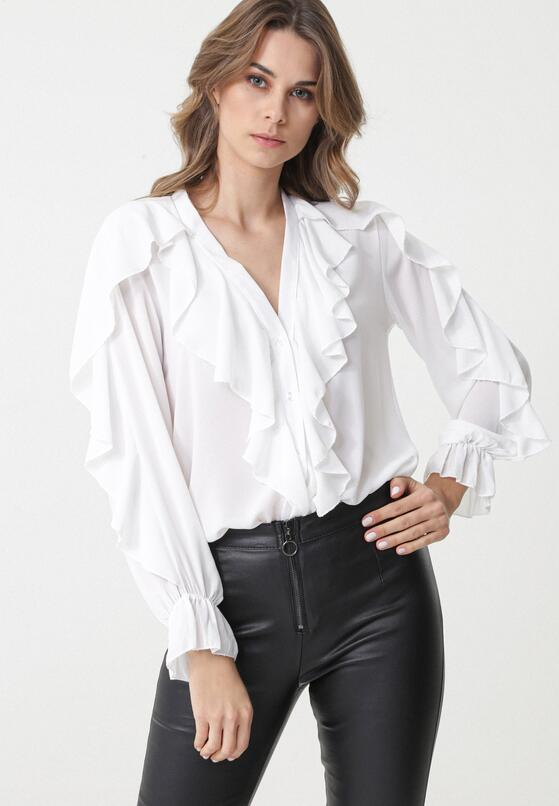 Biała Koszula Tuscaloosa