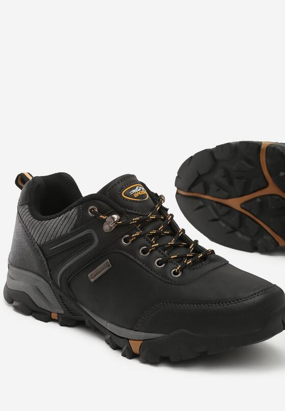 Czarne Buty Sportowe Twisp
