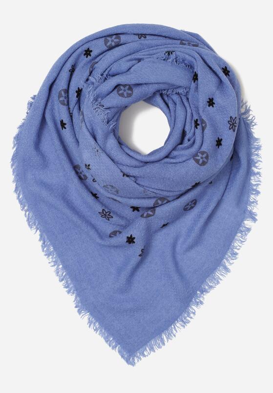 Niebieski Szalik Lyman