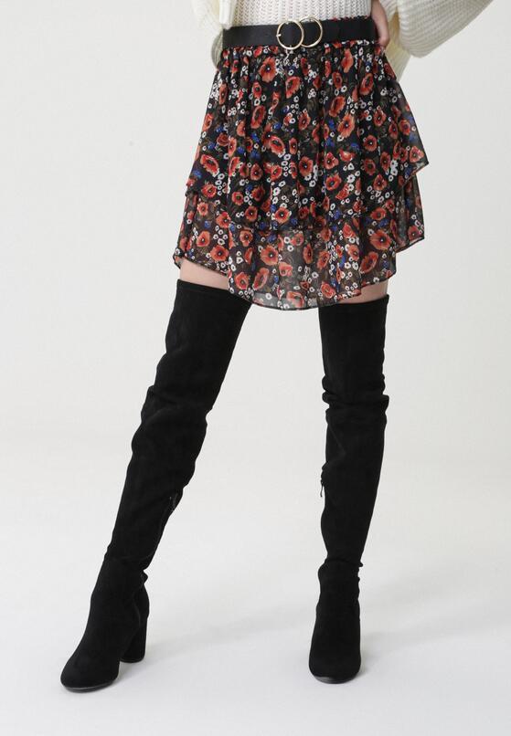 Czarna Spódnica Argay