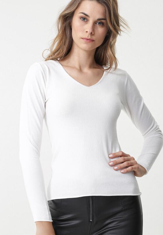 Biały Sweter Morrilton