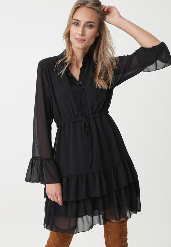 Czarna Sukienka Eastmoreland