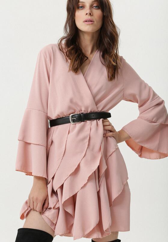 Różowa Sukienka Kaipara