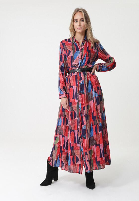 Różowa Sukienka Wicklow