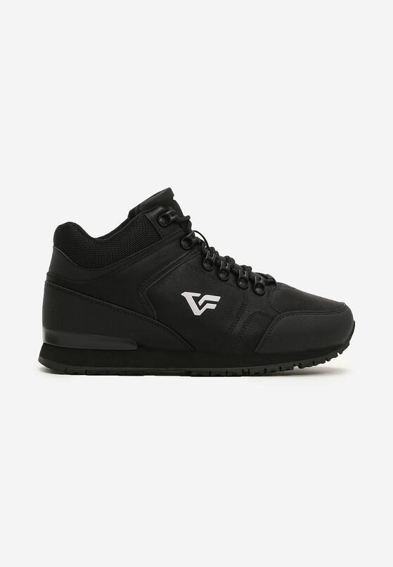 Czarne Buty Sportowe Yarmouth
