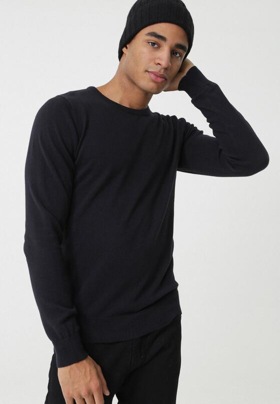 Granatowy Sweter Armistead