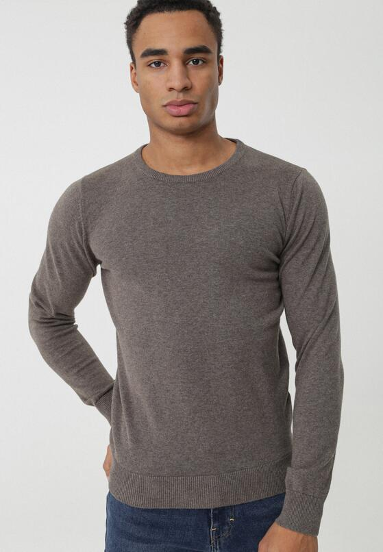 Khaki Sweter Armistead