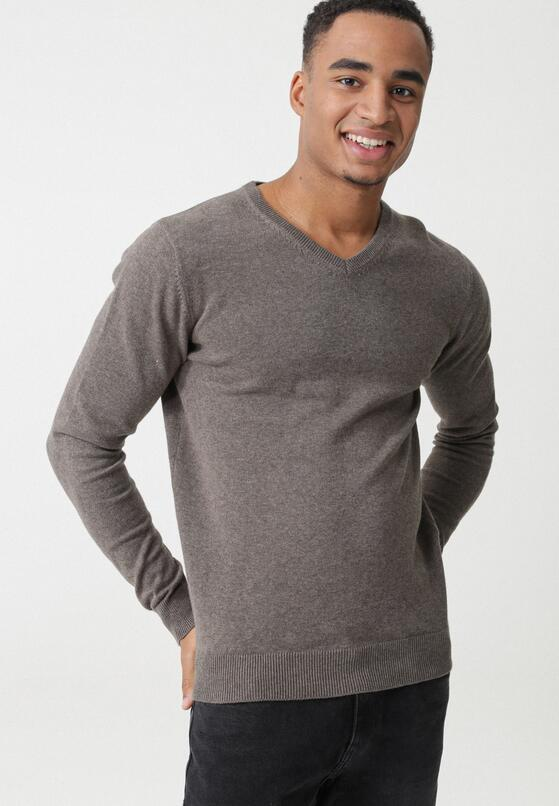 Khaki Sweter Aldridge
