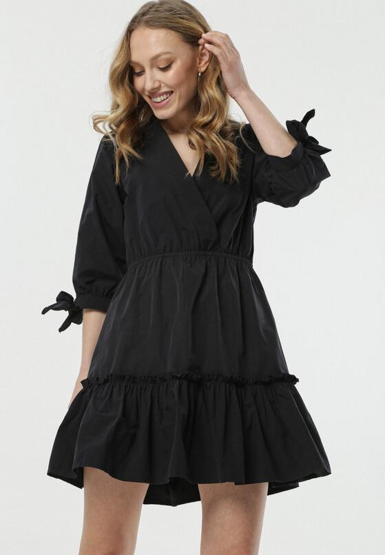 Czarna Sukienka Martinique