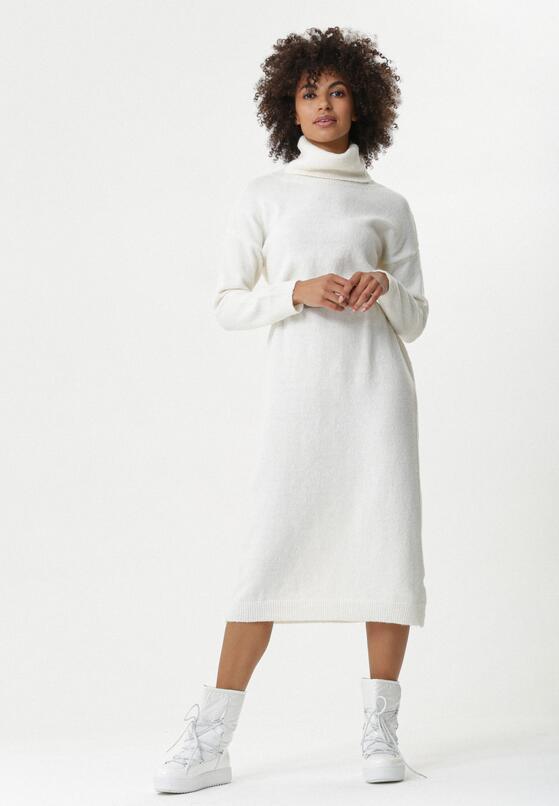Biała Sukienka Whispering