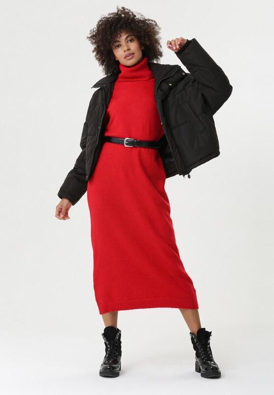 Czerwona Sukienka Whispering