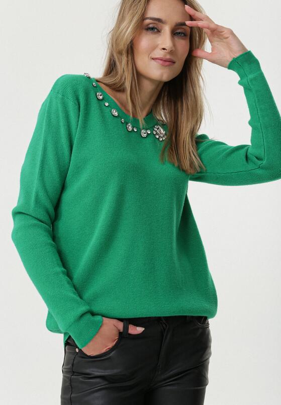 Zielony Sweter Arriello