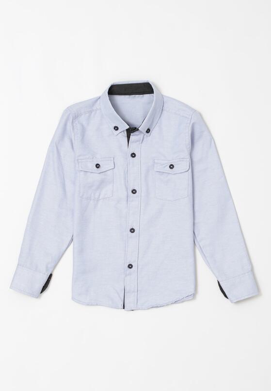 Jasnoniebieska Koszula Asbury