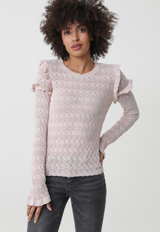 Różowa Bluzka Skycrest