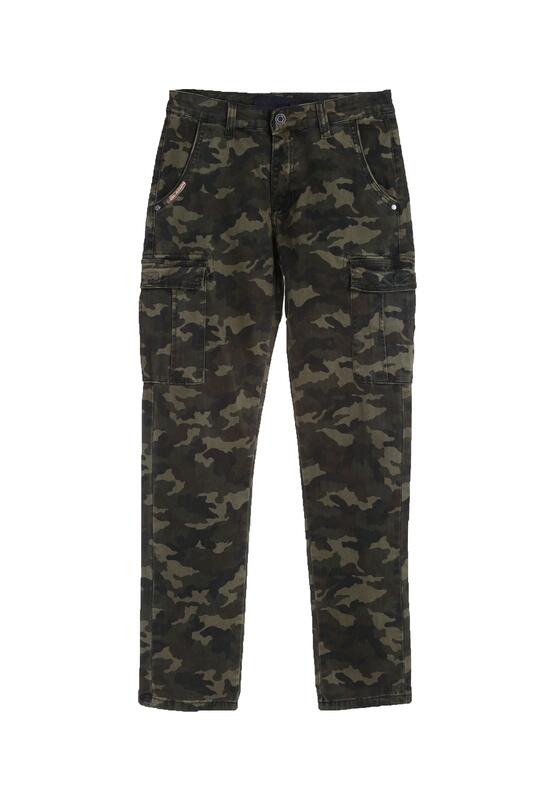 Moro Spodnie Millgate