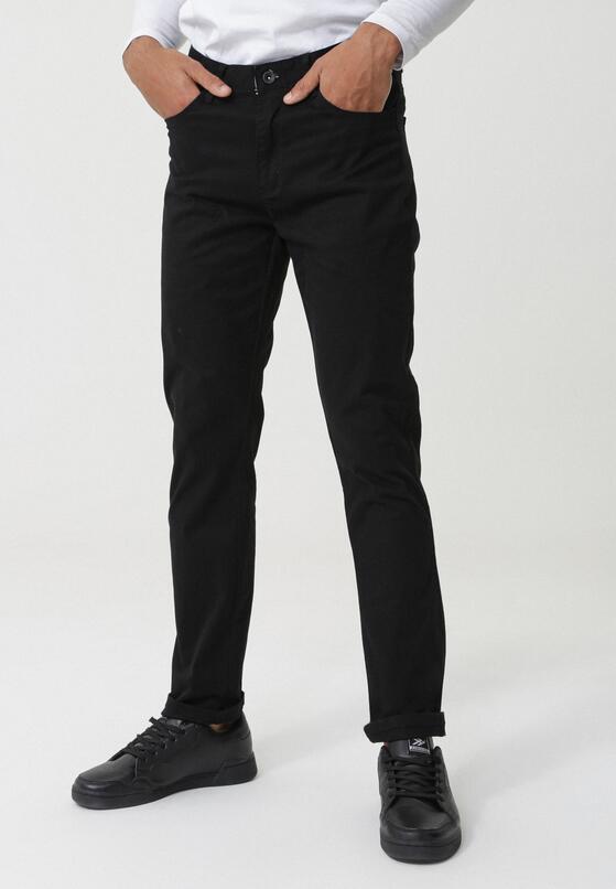 Czarne Spodnie Nacrosse