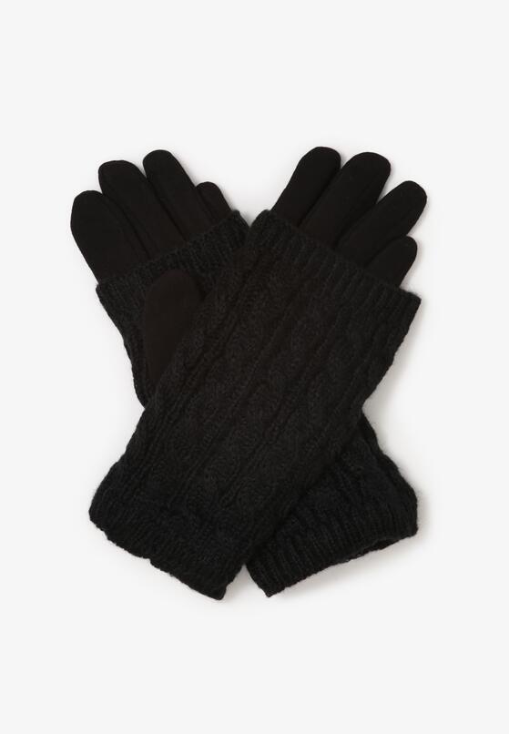 Czarne Rękawiczki Aragona