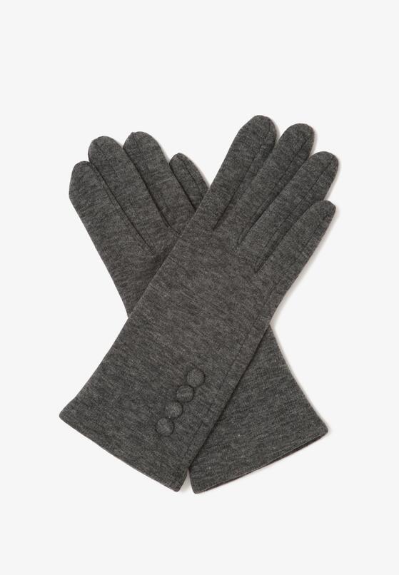 Ciemnoszare Rękawiczki Kalihi
