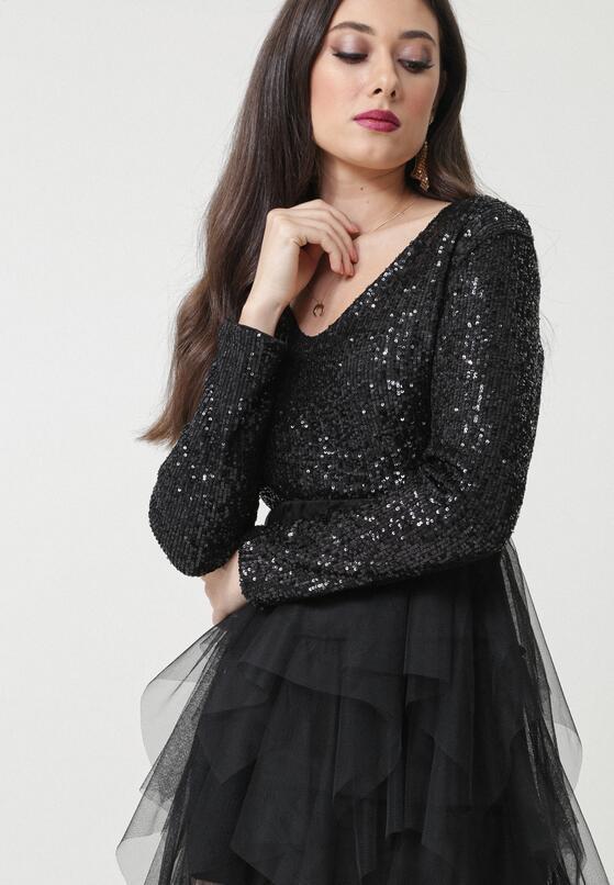 Czarna Sukienka Millard
