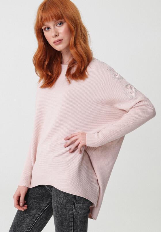 Różowy Sweter Burning Questions
