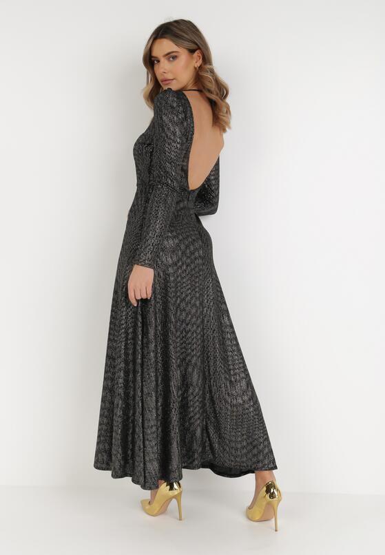 Czarna Sukienka Kian
