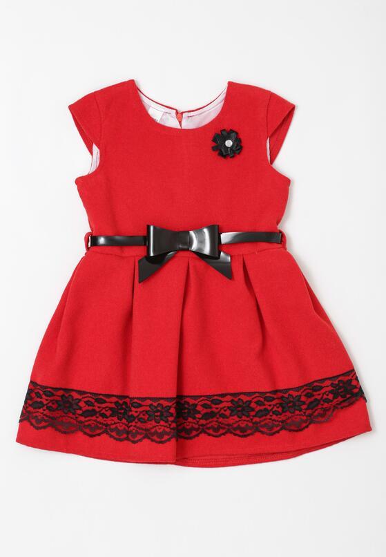 Czerwona Sukienka Kirkpatrick