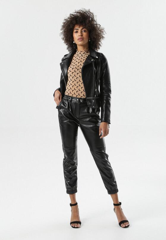 Czarne Spodnie Ayesha