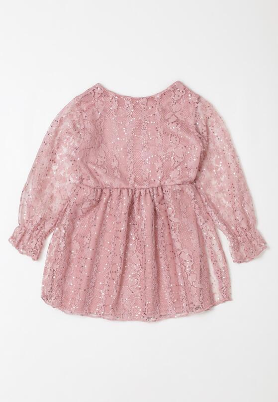 Różowa Sukienka Haniya
