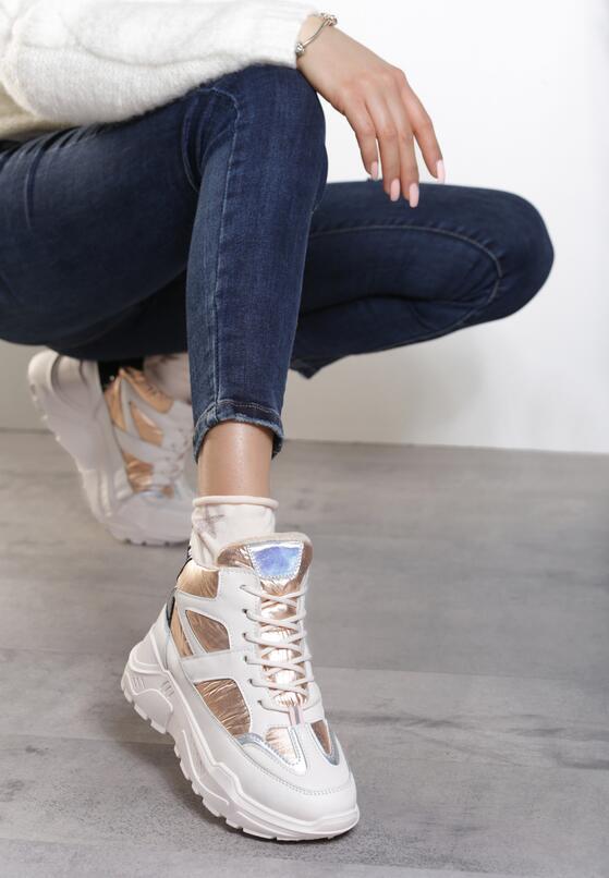Szampańskie Sneakersy Theodora