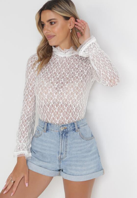 Biała Bluzka Arellano