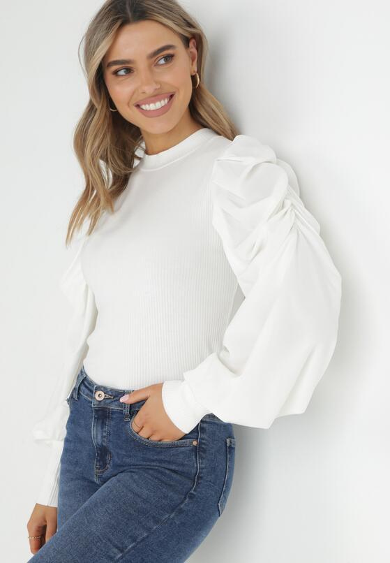 Biała Bluzka Hafsa