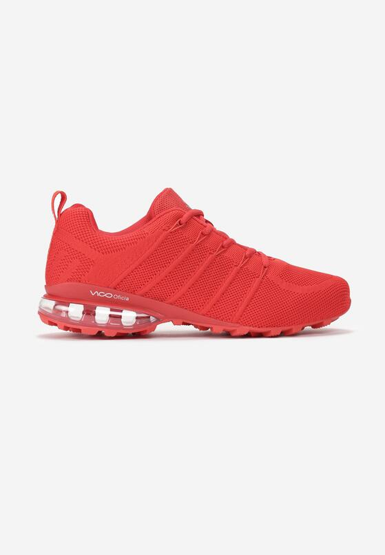Czerwone Buty Sportowe Alvarez