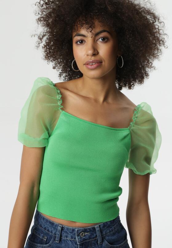 Zielona Bluzka Nida