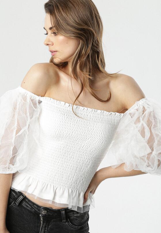 Biała Bluzka Reeve