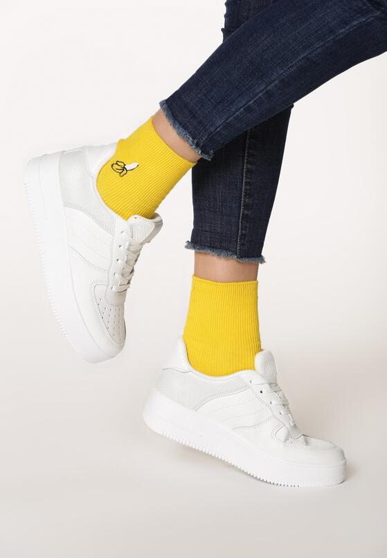 Białe Sneakersy Christy