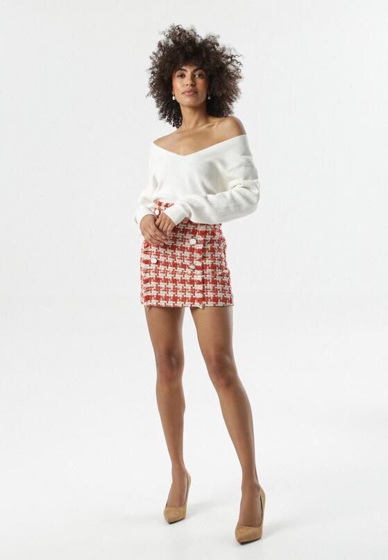 Czerwona Spódnica Esquivel