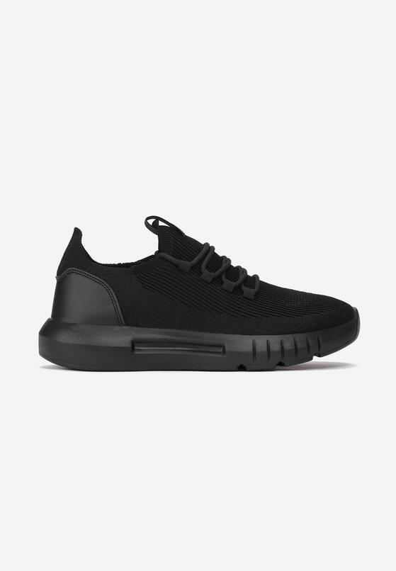 Czarne Buty Sportowe Samiyah