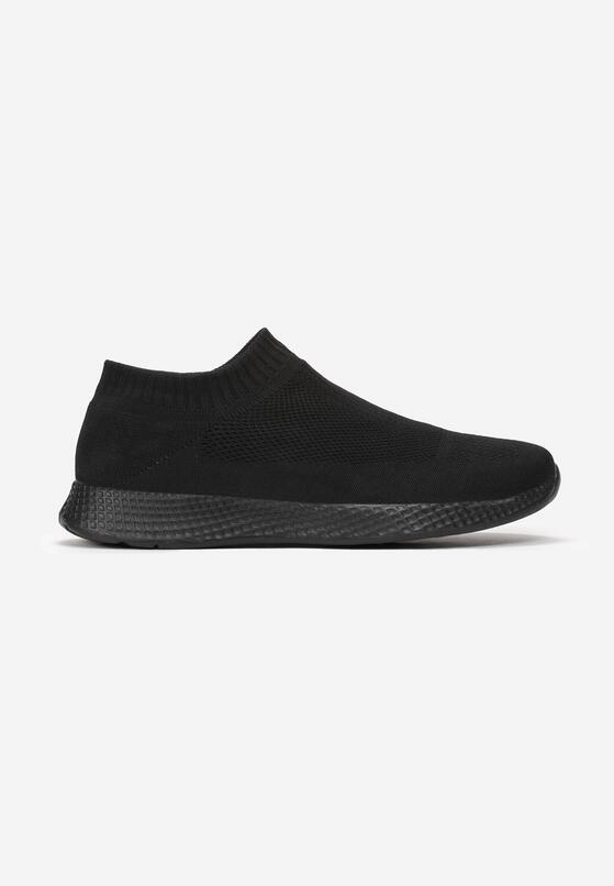 Czarne Buty Sportowe Pittman