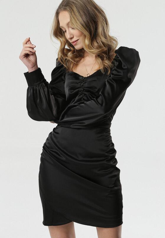 Czarna Sukienka Davis