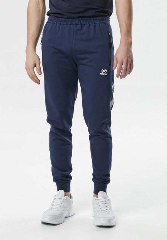 Ciemnoniebieskie Spodnie Bouvet
