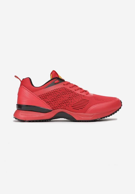 Czerwone Buty Sportowe Nieves