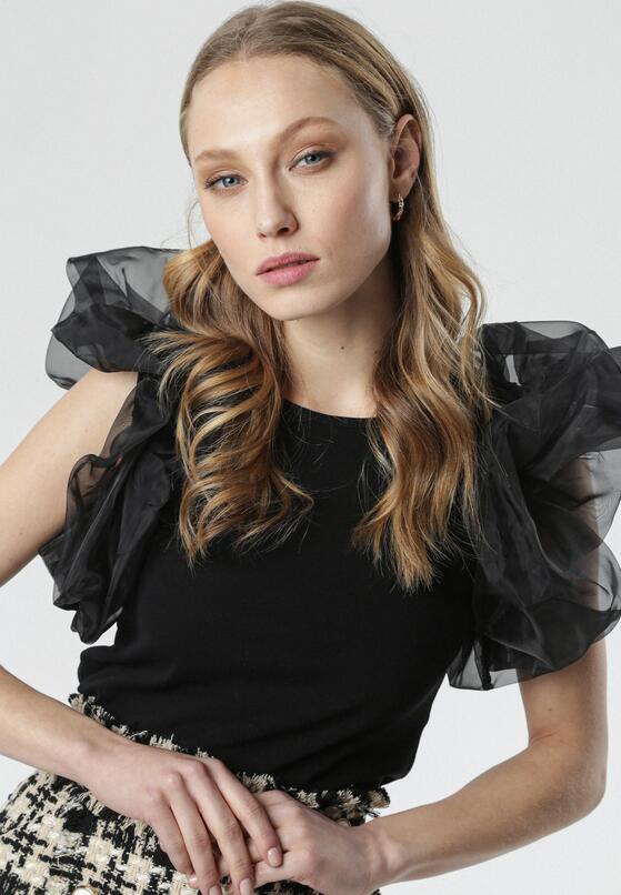 Czarna Bluzka Kynan