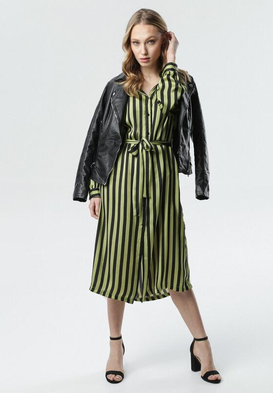 Zielona Sukienka Finnegan