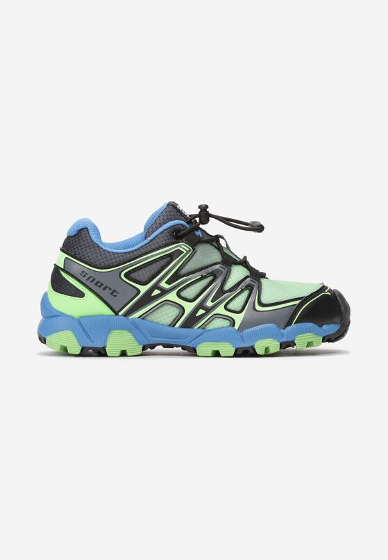 Niebiesko-Zielone Buty Sportowe Ammaarah