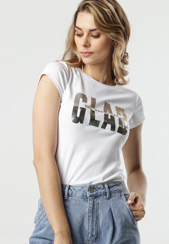 Biały T-shirt Blanka