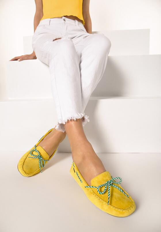 Żółte Mokasyny Greene
